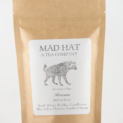 Mad Hat Tea | Africana
