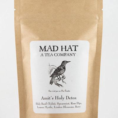 Mad Hat Tea | Amits Holy Detox