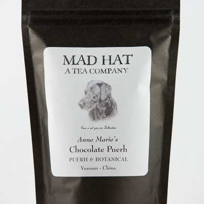 Mad Hat Tea | Anne Marie's Chocolate Puerh