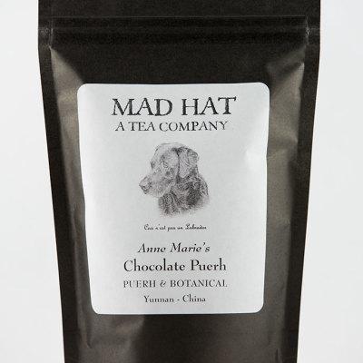 Mad Hat Tea | Anne Marie's Chocolate Puerh