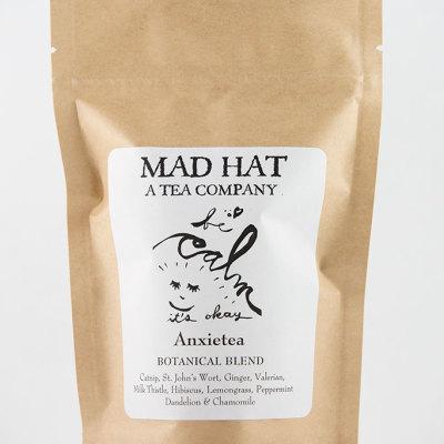 Mad Hat Tea | Anxietea
