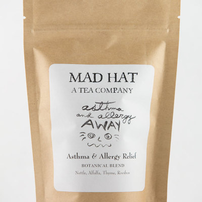 Mad Hat Tea | Asthma Allergy Relief