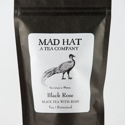 Mad Hat Tea | Black Rose