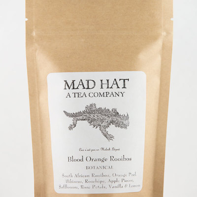 Mad Hat Tea | Blood Orange Rooibos