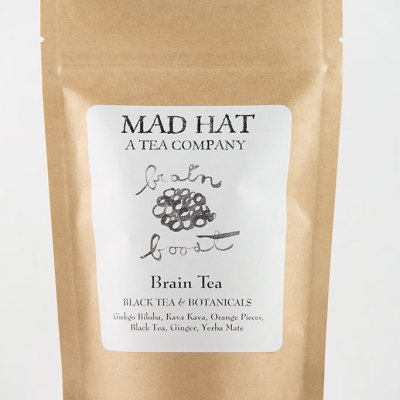 Mad Hat Tea | Brain Tea