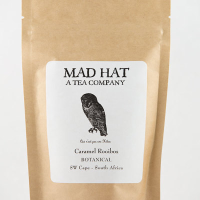 Mad Hat Tea | Caramel Rooibos