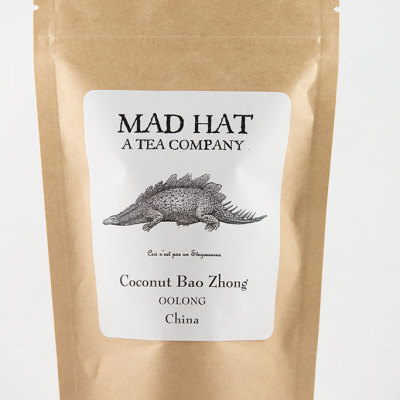 Mad Hat Tea | Coconut Bao Zhong Oolong