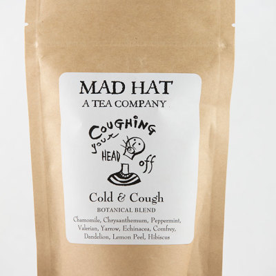Mad Hat Tea | Coughing Your Head Off