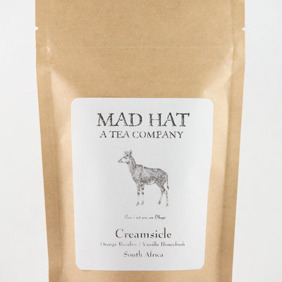 Mad Hat Tea | Le Cremesicle