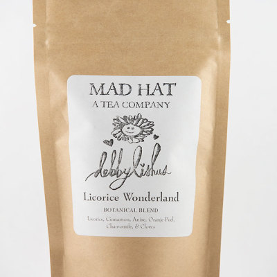 Mad Hat Tea | Debbylishus