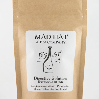 Mad Hat Tea | Digestive Solution