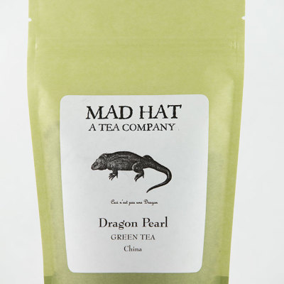 Mad Hat Tea   Dragon Pearl