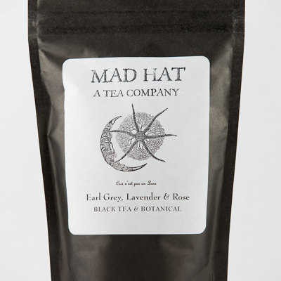 Mad Hat Tea | Earl Grey Lavender & Rose