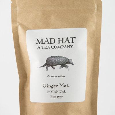 Mad Hat Tea | Ginger Mate