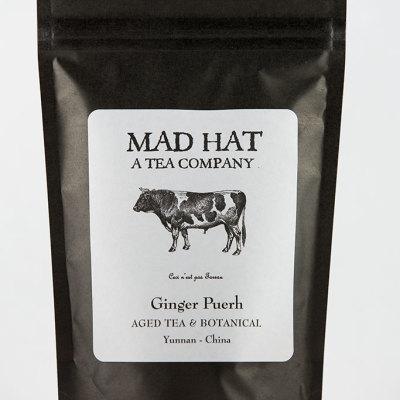 Mad Hat Tea | Ginger Puerh