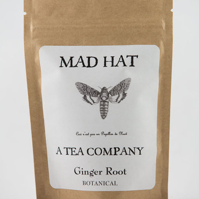 Mad Hat Tea | Ginger Root