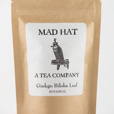 Mad Hat Tea | Ginkgo Biloba Leaf