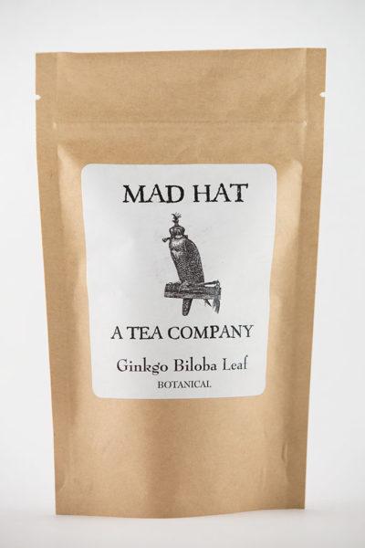 Mad Hat Tea   Ginkgo Biloba Leaf