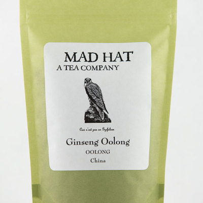 Mad Hat Tea | Ginseng Oolong