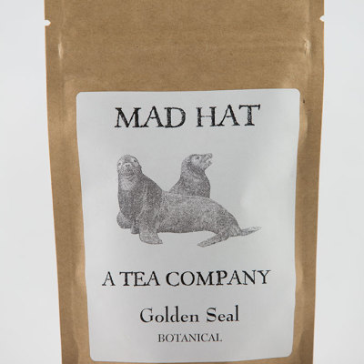 Mad Hat Tea | Golden Seal