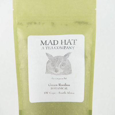 Mad Hat Tea | Green Rooibos