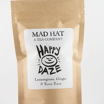 Mad Hat Tea | Happy Daze