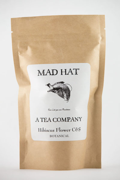 Mad Hat Tea | Hibiscus Flower Cut & Sifted