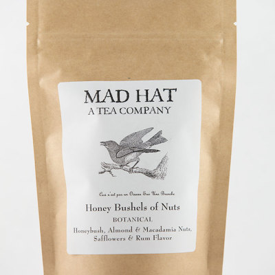 Mad Hat Tea | Honey Bushels of Nuts