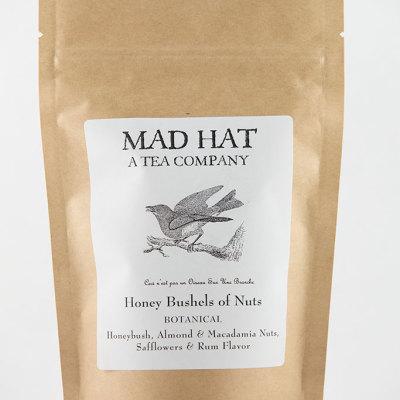 Mad Hat Tea | Honey Bushels of Nuts