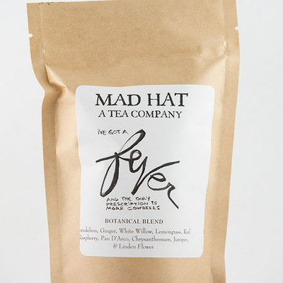 Mad Hat Tea | I've Got A Fever