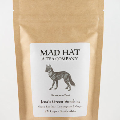 Mad Hat Tea | Jena's Green Sunshine