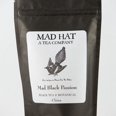Mad Hat Tea | Mad Black Passion