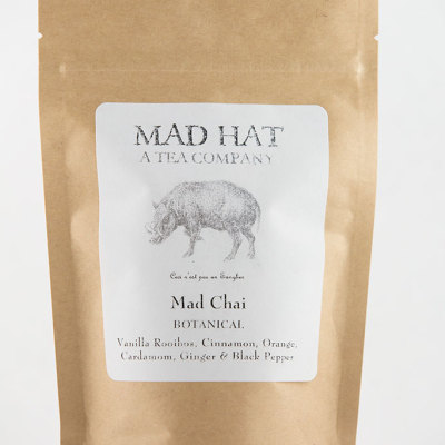 Mad Hat Tea | Mad Chai