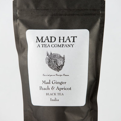 Mad Hat Tea | Mad Ginger Peach & Apricot