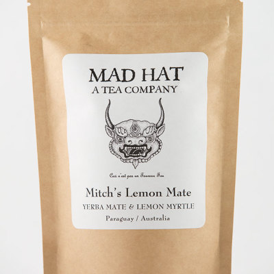 Mad Hat Tea | Mitchs Lemon Mate