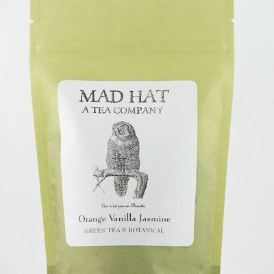 Mad Hat Tea | Orange Vanilla Jasmine