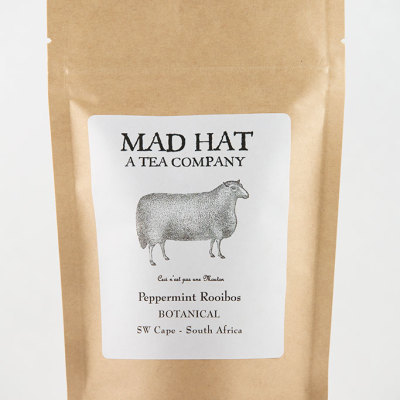 Mad Hat Tea | Peppermint Rooibos