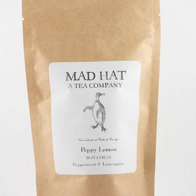 Mad Hat Tea | Peppy Lemon