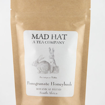 Mad Hat Tea | Pomegranate Honeybush