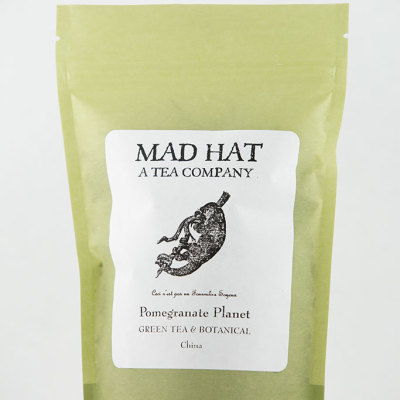 Mad Hat Tea | Pomegranate Planet