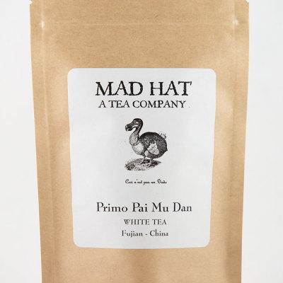 Mad Hat Tea | Primo Pai Mu Dan
