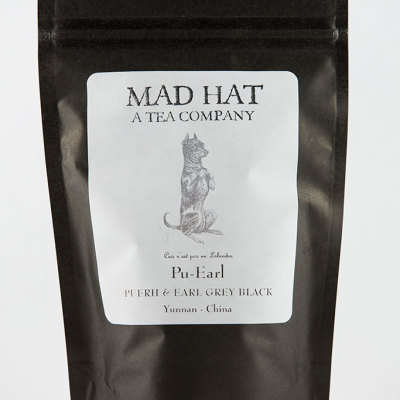 Mad Hat Tea | Pu Earl