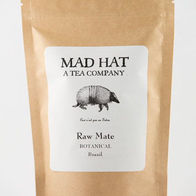Mad Hat Tea | Raw Mate