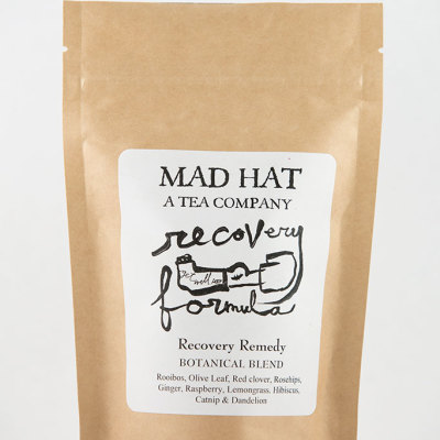 Mad Hat Tea | Recovery Formula