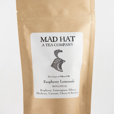 Mad Hat Tea | Raspberry Lemonade