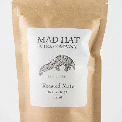 Mad Hat Tea   Roasted Mate