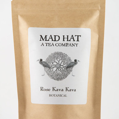 Mad Hat Tea | Rose Kava Kava