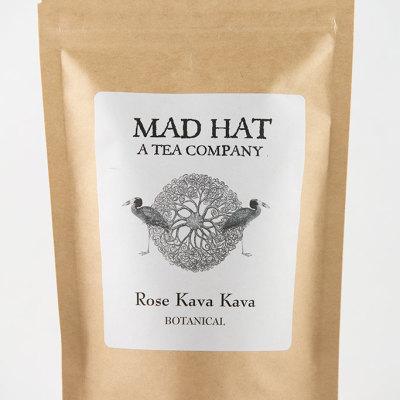 Mad Hat Tea | Rose Kava Kava
