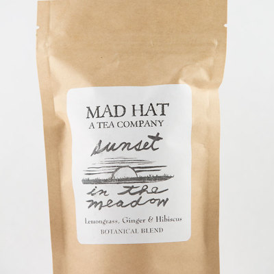 Mad Hat Tea | Sunset In The Meadow