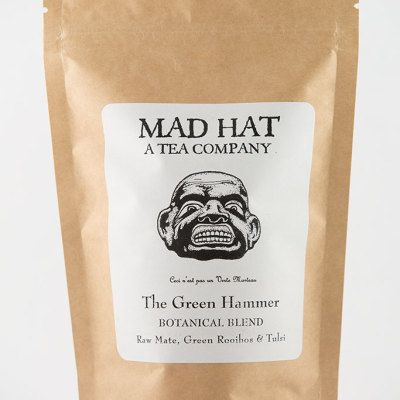 Mad Hat Tea | The Green Hammer